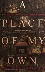 book: a place of my own, by michael pollan